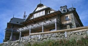 Mount Burgess House